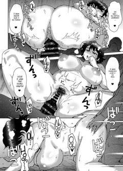 Minha Rotina Diária Aliviando meus Impulsos Sexuais no Agregado Familiar da Ashitaba - Foto 19