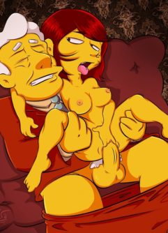 Pack Simpsons Hentai - Foto 20