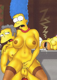 Pack Simpsons Hentai - Foto 24