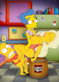 Pack Simpsons Hentai - Foto 35