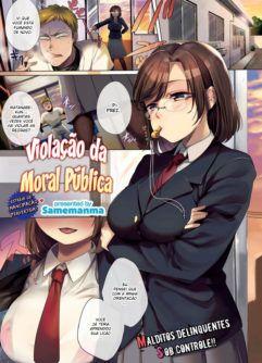 Violação da Moral Pública - Foto 1