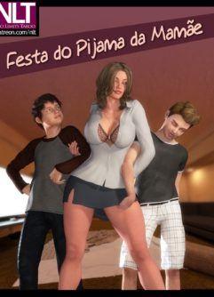 Festa do Pijama da Mamãe - Foto 1