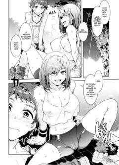 É Verdade Que Aquela Estudante Transferida Está Devorando os Idols Principais da Academia Yumenosaki!? - Foto 15