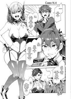 É Verdade Que Aquela Estudante Transferida Está Devorando os Idols Principais da Academia Yumenosaki!? - Foto 24