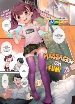 Massagem com Fumi!!