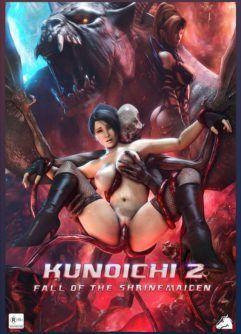 Kunoichi 2 – Queda da Shirinemaidem