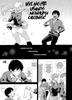 Onizuka-san Esqueceu Sua Calcinha - Foto 8