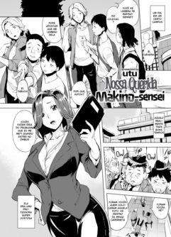 Nossa Querida Makino-sensei - Foto 5