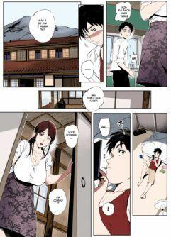 Kage No Tsuru Ito [Colorido] - Foto 12